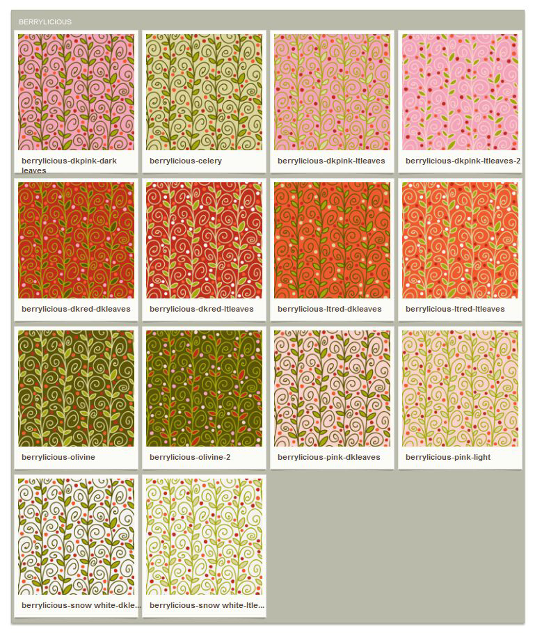 Berrylicious Collection