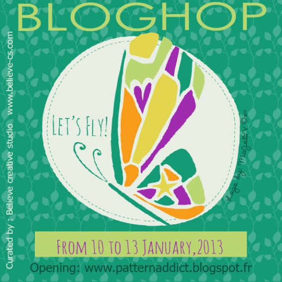 bloghop badge
