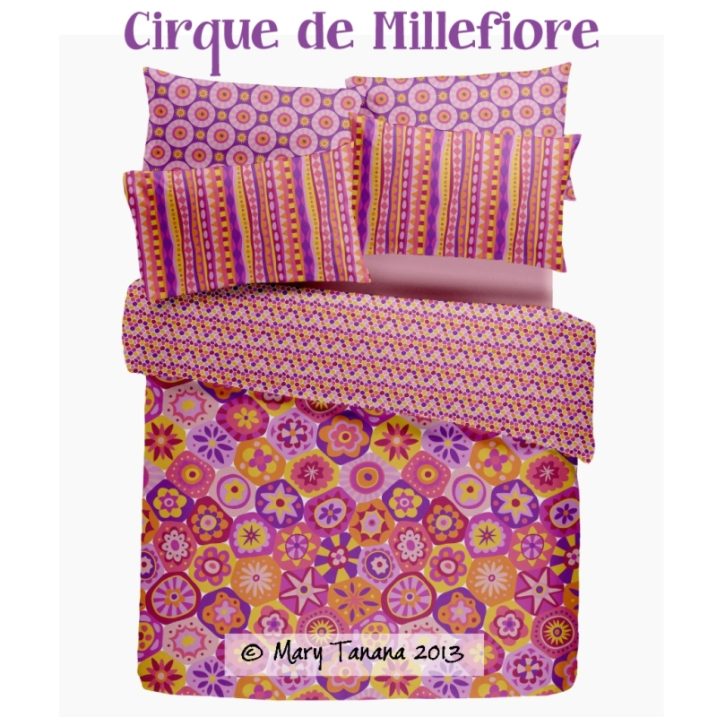Cirque bedding