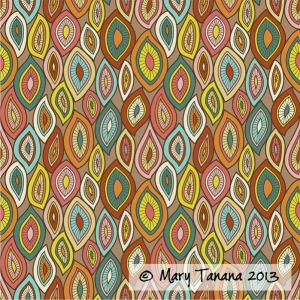 #leaf #leaves #colorful #pattern #groovitydesigns #marytanana