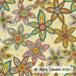 #henna #flower #floral #hennasurfacepattern #spiral #scroll #groovitydesigns #marytanana #lace