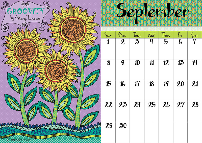 #groovity #marytanana #september #free #sunflower