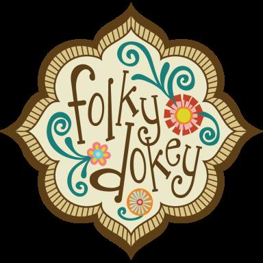 Folky-Dokey LOGO by Mary Tanana