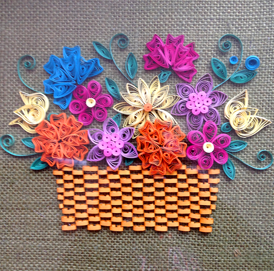 The Paperlove Blog Hop The Art Of Quilling Groovity