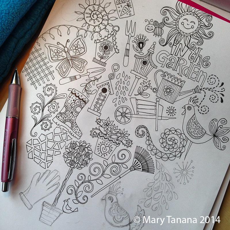 © Mary Tanana 2014