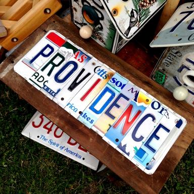 Providence Flea. Photo by Mary Tanana © 2014
