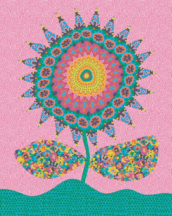 © Mary Tanana 2014 Fabby Flowers