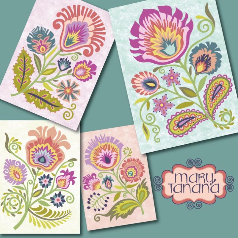 © Mary Tanana 2014 greeting cards