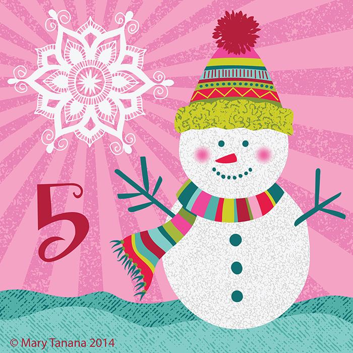 #adventchallenge2014 Day 5 © Mary Tanana 2014