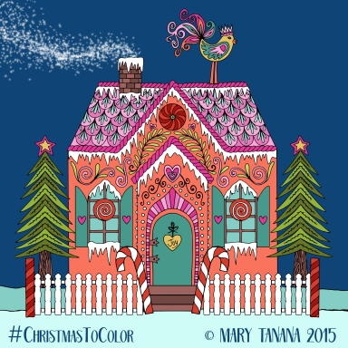 6ChristmasToColor_gingerhouse-01